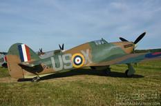 Geneseo Airshow - 2007  Hawker Hurricane Mk XII  Military Aviation Museum