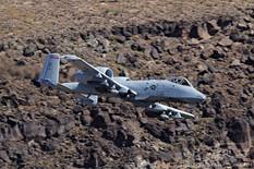 Star Wars Canyon - Jun 11, 2019  Fairchild Republic A-10C Thunderbolt II  190th FS Skull Bangers - United States Air National Guard