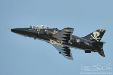 Tactical Weapons Meet - 2017  BAe Hawk T Mk1  100 Squadron - Royal Air Force