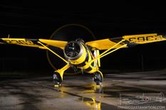 Canadian Warplane Heritage Museum Night Run - 2015  Westland Lysander Mk.IIIA  Canadian Warplane Heritage Museum