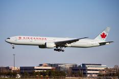 CYYZ - May 12, 2021  Boeing 777-300ER  Air Canada