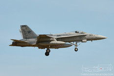 NAS Oceana - Apr 25, 2016  McDonnell Douglas F/A-18C Hornet  VFA-131 Wildcats - United States Navy