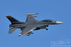 Red Flag 20-2  General Dynamics F-16C Fighting Falcon  64th Aggressor Squadron - United States Air Force