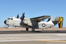 NAF El Centro - Nov 17, 2015  Grumman C-2A Greyhound  VRC-30 Providers - United States Navy