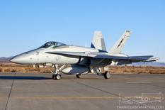 NAS Fallon - Oct 30, 2019  McDonnell Douglas F/A-18C Hornet  NAWDC - United States Navy