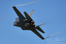 Airshow London - 2020  Lockheed Martin F-35A Lightning II  F-35A Lightning II Demonstration Team - United States Air Force