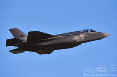 Luke AFB - Oct 30, 2018  Lockheed Martin F-35A Lightning II  Turkish Air Force