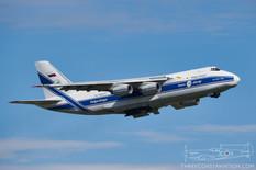 CYYZ - May 1, 2021  Antonov An-124-100  Volga-Dnepr