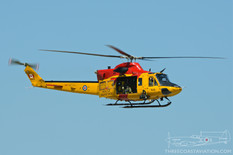 Quinte International Air Show - 2016  Bell CH-146 Griffon  424 Transport and Rescue Squadron - Royal Canadian Air Force