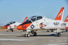 NAF El Centro - Nov 17, 2015  McDonnell Douglas T-45C Goshawk  VT-7 Eagles - United States Navy