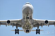 CYYZ - Aug 30, 2012  Airbus A340  Lufthansa