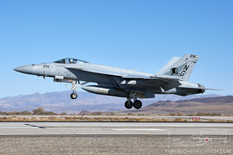 NAS Fallon - Oct 30, 2019  Boeing F/A-18E Super Hornet  VFA-14 Tophatters - United States Navy
