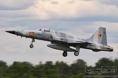 Thunder Over Michigan - 2009  Northrop F-5N Tiger II  VFC-13 - United States Navy
