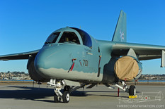 Centennial of Naval Aviation - Naval Air Station North Island  Lockheed S-3 Viking  VX-30 Bloodhounds - United States Navy
