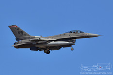 Red Flag 20-2  General Dynamics F-16C Fighting Falcon  77th Fighter Squadron 'Gamblers' - United States Air Force