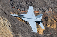 Star Wars Canyon - Dec 13, 2018  Boeing F/A-18E Super Hornet  VFA-86 Sidewinders - United States Navy