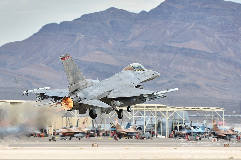 F-16 - Red Flag 13-2