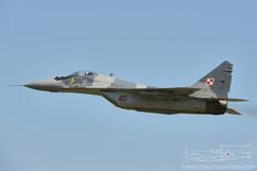 Tactical Weapons Meet - 2017  Mikoyan-Gurevich MiG-29A Fulcrum  23 BLT - Polish Air Force