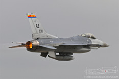 Airshow London - 2019  General Dynamics F-16C Fighting Falcon  152nd Fighter Squadron - United States Air National Guard