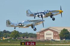 Air Power over Hampton Roads - 2016  North American P-51D Mustang 'Bald Eagle'