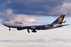CYYZ - Aug 22, 2019  Boeing 747  Lufthansa