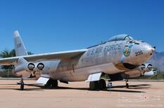 Phantom Conference - 2011  Boeing B-47 Stratojet   Pima Air & Space Museum
