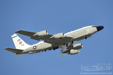 Nellis AFB - Jun 7, 2018  Boeing RC-135 Rivet Joint  United States Air Force