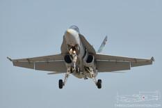 CYYZ - Aug 31, 2012  McDonnell Douglas CF-188A Hornet  CF-18 Demo Team - Royal Canadian Air Force