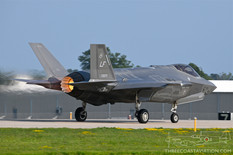 EAA AirVenture Oshkosh - 2019  Lockheed Martin F-35A Lightning II  F-35A Lightning II Demonstration Team - United States Air Force