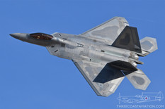Red Flag 20-1  Lockheed Martin F-22 Raptor  422nd Test and Evaluation Squadron - United States Air Force