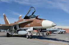 NAS Fallon - Jun 10, 2019  McDonnell Douglas F/A-18C Hornets  NAWDC - United States Navy