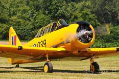 Geneseo Airshow - 2009  North American Harvard