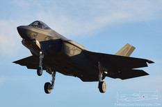 Luke AFB - Feb 21, 2017  Lockheed Martin F-35A Lightning II  61st Fighter Squadron 'Top Dogs' - United States Air Force