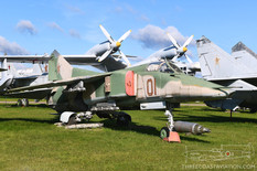 Central Air Force Museum  Mikoyan-Gurevich MiG-27 Flogger-D