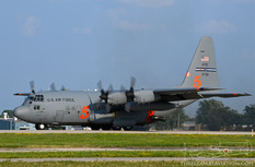 EAA AirVenture Oshkosh - 2019  Lockheed C-130 Hercules  302nd Airlift Wing - United States Air Force Reserve