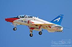 Centennial of Naval Aviation - Naval Air Station North Island  McDonnell Douglas T-45C Goshawk  CTW-1 - United States Navy