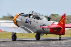 TICO Warbird Airshow - 2012  North American T-6G Texan