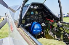 EAA AirVenture Oshkosh - 2021  North American P-51D Mustang