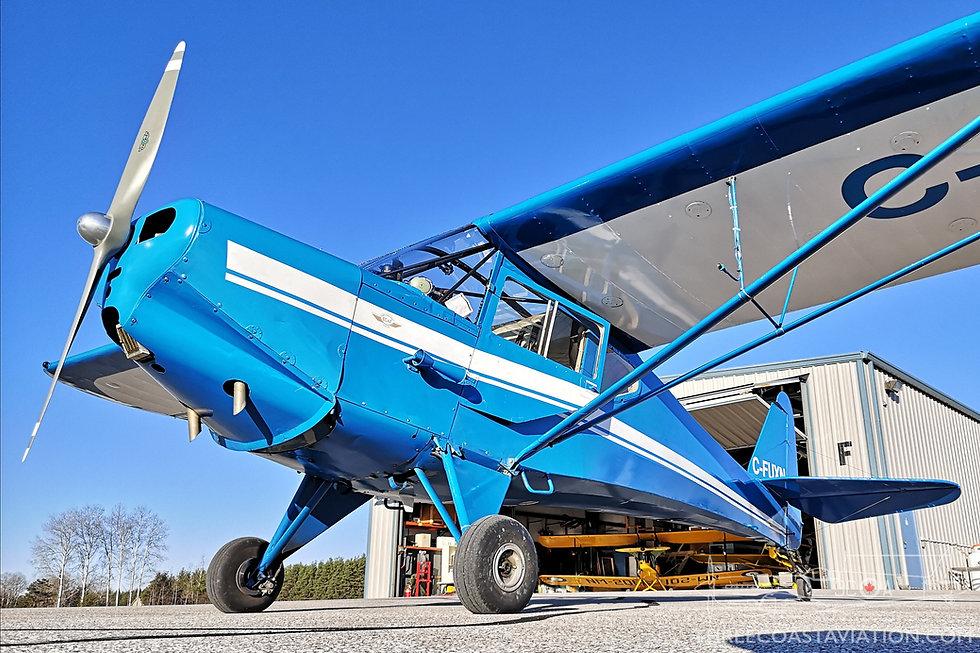 Edenvale Classic Aircraft Foundation - Fleet Model 80 Canuck