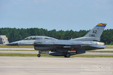 Phantom Conference - 2010  General Dynamics F-16D Fighting Falcon  162nd Fighter Wing - United States Air National Guard