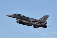 Tucson Air National Guard Base - Feb 20, 2019  General Dynamics F-16D Fighting Falcon  Iraqi Air Force