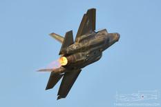 Airshow London - 2017  Lockheed Martin F-35A Lightning II  F-35A Demonstration Team - United States Air Force