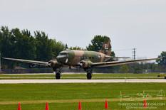 EAA AirVenture Oshkosh - 2021  Douglas AC-47 Spooky