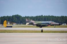 Phantom Conference - 2010  McDonnell Douglas QF-4E Phantom II  82nd Aerial Targets Squadron - United States Air Force