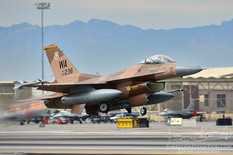 Red Flag 13-2   General Dynamics F-16C Fighting Falcon  64th Aggressor Squadron - United States Air Force