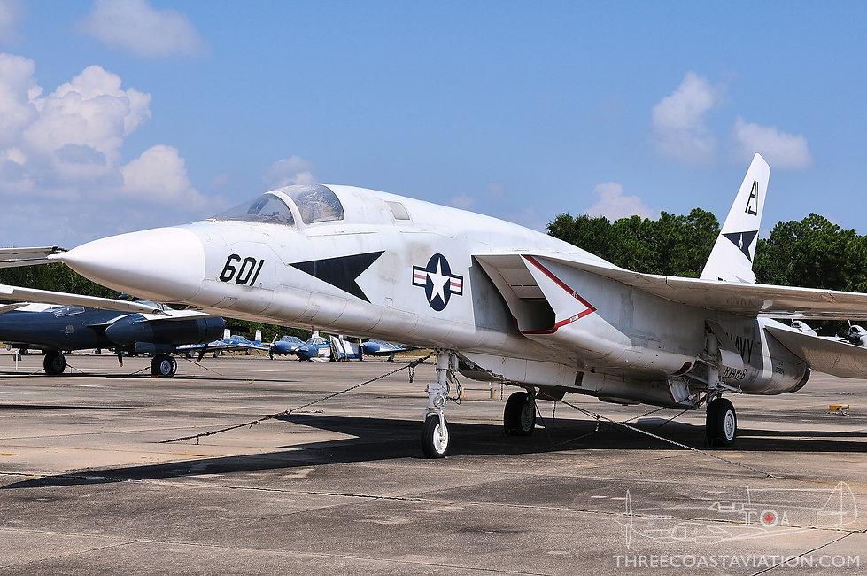 National Naval Aviation Museum - RA-5C Vigilante