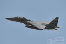 Red Flag 16-4  McDonnell Douglas F-15E Strike Eagle  492nd Fighter Squadron 'Bolars' - United States Air Force