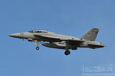 Pt Mugu - Jan 31, 2014  Boeing EA-18G Growler  VX-9 Vampires - United States Navy