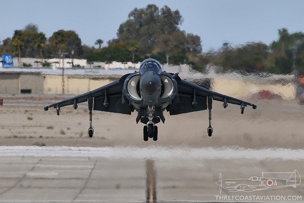 Yuma Airshow - 2019 - AV-8B Harrier II