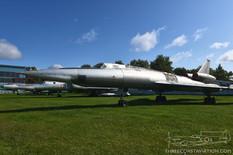 Central Air Force Museum  Tupolev Tu-22 Blinder